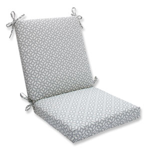 Outdoor In The Frame Pebble Squared Corners Chair Cushion