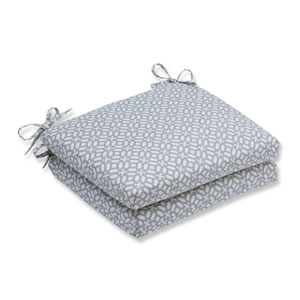 Outdoor In The Frame Pebble Squared Corners Seat Cushion, Set of 2