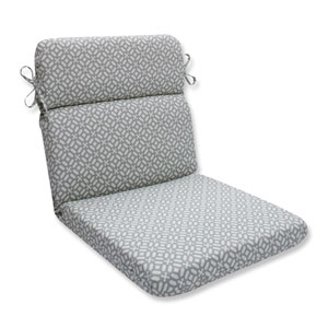 Outdoor In The Frame Pebble Rounded Corners Chair Cushion