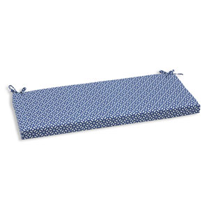 Outdoor In The Frame Sapphire Bench Cushion