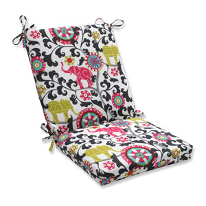 Outdoor Menagerie Spectrum Squared Corners Chair Cushion