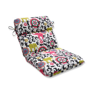 Outdoor Menagerie Spectrum Rounded Corners Chair Cushion