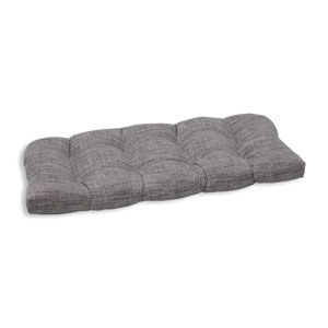 Outdoor Remi Patina Wicker Loveseat Cushion