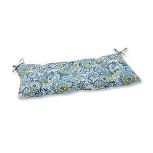 Outdoor Zoe Mallard Wrought Iron Loveseat Cushion