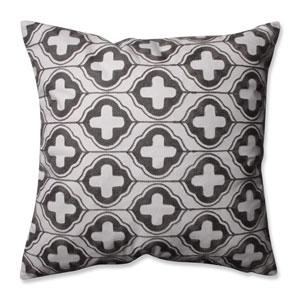 Aegis Iron 16.5-Inch Throw Pillow