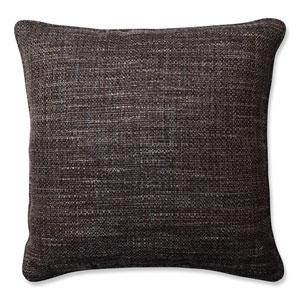 Tweak Gravel 18-Inch Throw Pillow