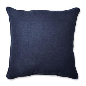 Outdoor / Indoor Rave Indigo 25-Inch Floor Pillow