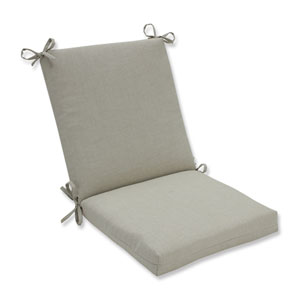 Outdoor / Indoor Rave Driftwood Squared Corners Chair Cushion