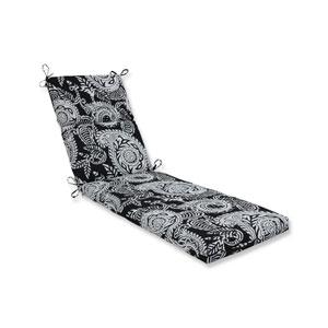 Outdoor / Indoor Addie Night Chaise Lounge Cushion