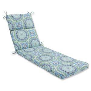 Outdoor / Indoor Delancey Lagoon Chaise Lounge Cushion