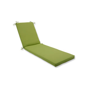 Fresco Pear Chaise Lounge Cushion