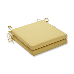 Forsyth Soleil Squared Corners Seat Cushion, Set of 2