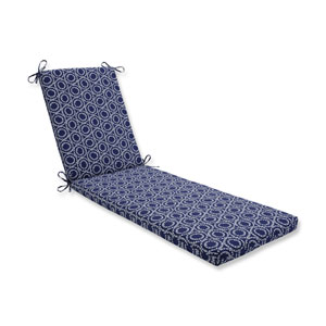 Ring a Bell Navy Chaise Lounge Cushion