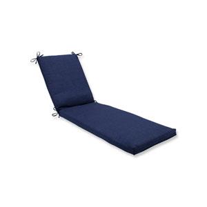 Rave Indigo Chaise Lounge Cushion