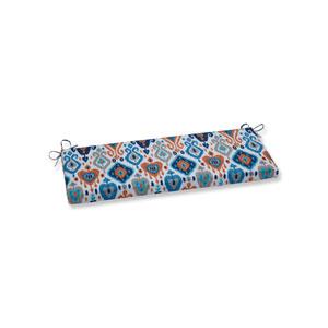 Paso Azure Blue Bench Cushion