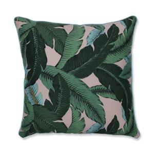 Swaying Palms Capri Blue 25-Inch Floor Pillow