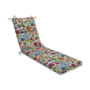 Gregoire Prima Blue Chaise Lounge Cushion