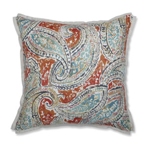 Indoor Bright and Lively Nectar 18-Inch Throw Pillow