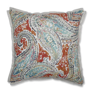 Indoor Bright and Lively Nectar 16.5-Inch Throw Pillow