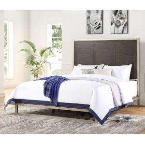 Broomfield Walnut Queen Bed