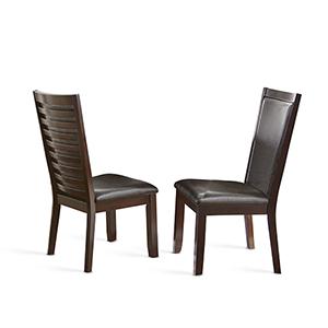 Brianna Brown Side Chair