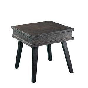 Bakersfield Dark Oak End Table