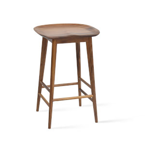 Hilton Natural 24-Inch Counter Stool