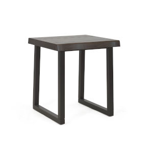 Jennings Cherry and Ebony End Table