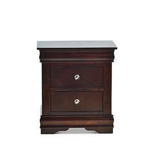 Orleans Cherry 2-Drawer Nightstand