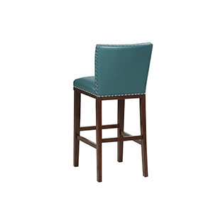 Tiffany Red Bar Stool