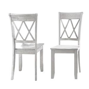 Aida Side Chair - Vanilla