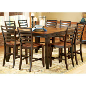 Abaco Counter Table w/ 18-Inch Butterfly Leaf