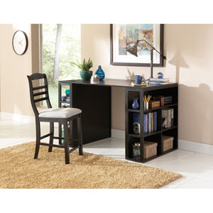 Bradford Writing Desk and Counter Chair