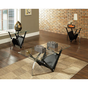 Tribecca Three Pack Occasional Table Set