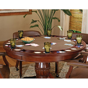 Tournament 50-Inch Round Game Table