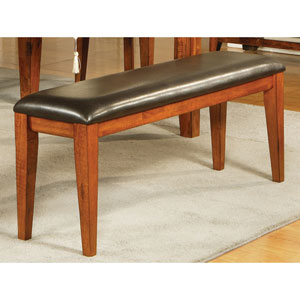 Mango Light Oak Bench