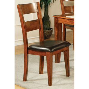 Mango Light Oak Side Chair