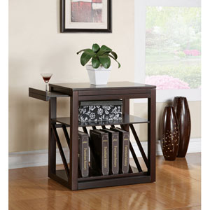 Jameson Cherry Chairside End Table