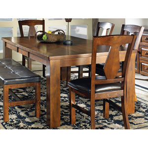 Lakewood Table w/ 18-Inch Leaf