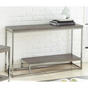Lucia Sofa Table w/Nickel