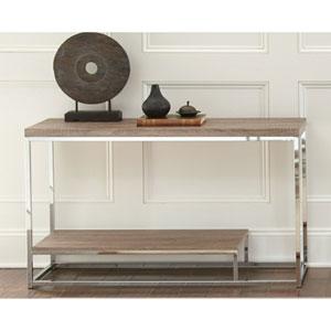 Lucia Sofa Table, Brown