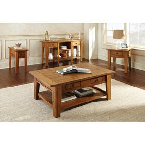 Liberty Sofa Table in Oak