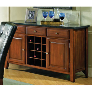 Granite Bello Wine Rack/Server