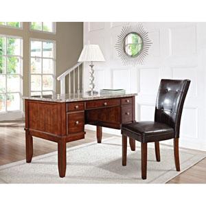 Montibello Parsons Chair in Dark Brown