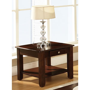 Nelson Cherry End Table