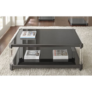 Newton Cocktail Table with Casters
