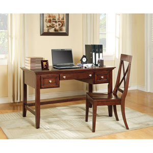 Oslo Writing Desk in Cherry