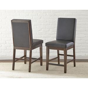 Stella Counter Chair Black - Set of 2