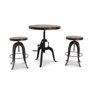 Sparrow Round Crank Pub Table