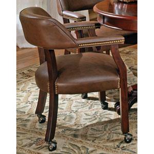 Tournament Arm Chair w/Casters